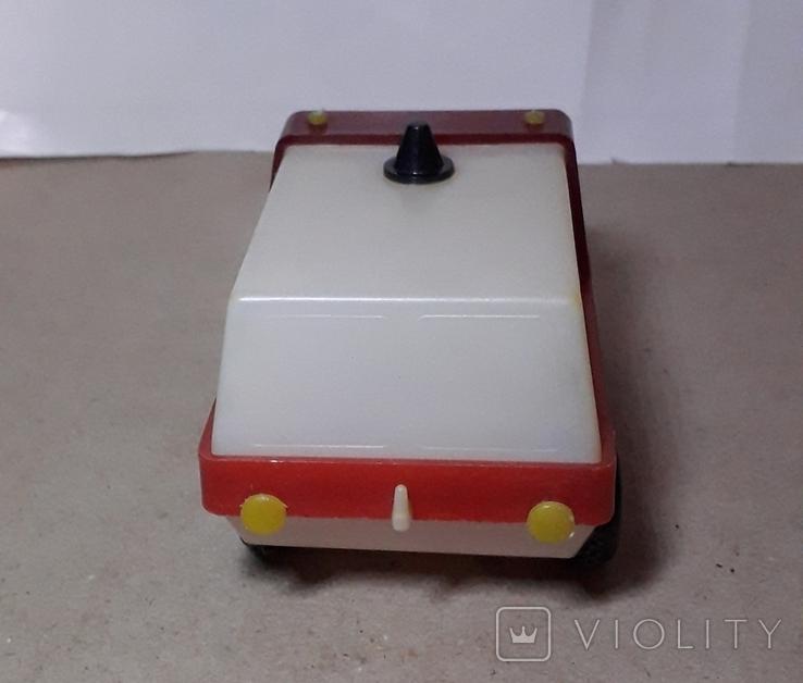 Машинка СССР Медпомощь, фото №5