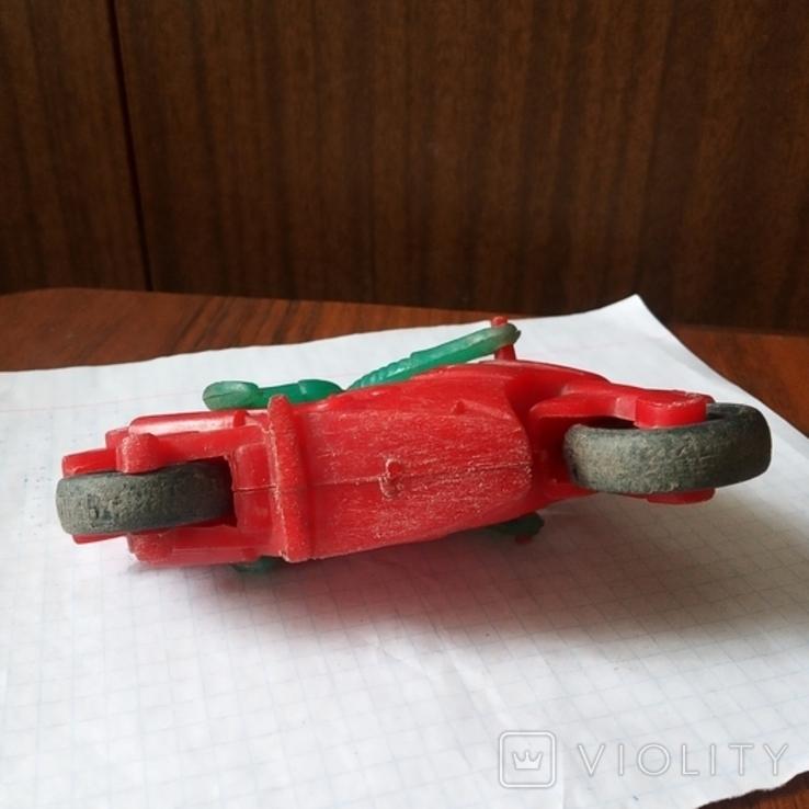 Мотоцикл СССР, фото №6