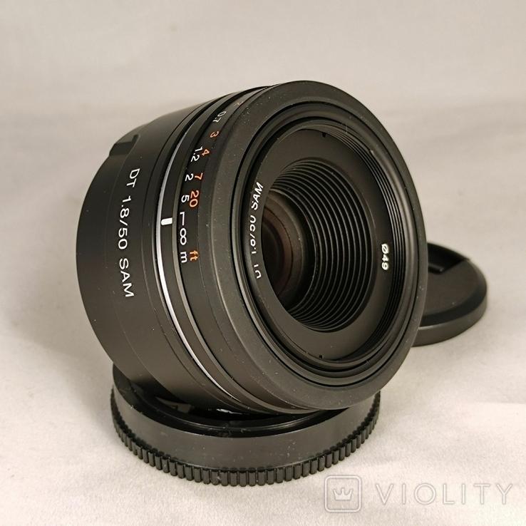 Sony DT f1.8/50mm SAM., фото №3