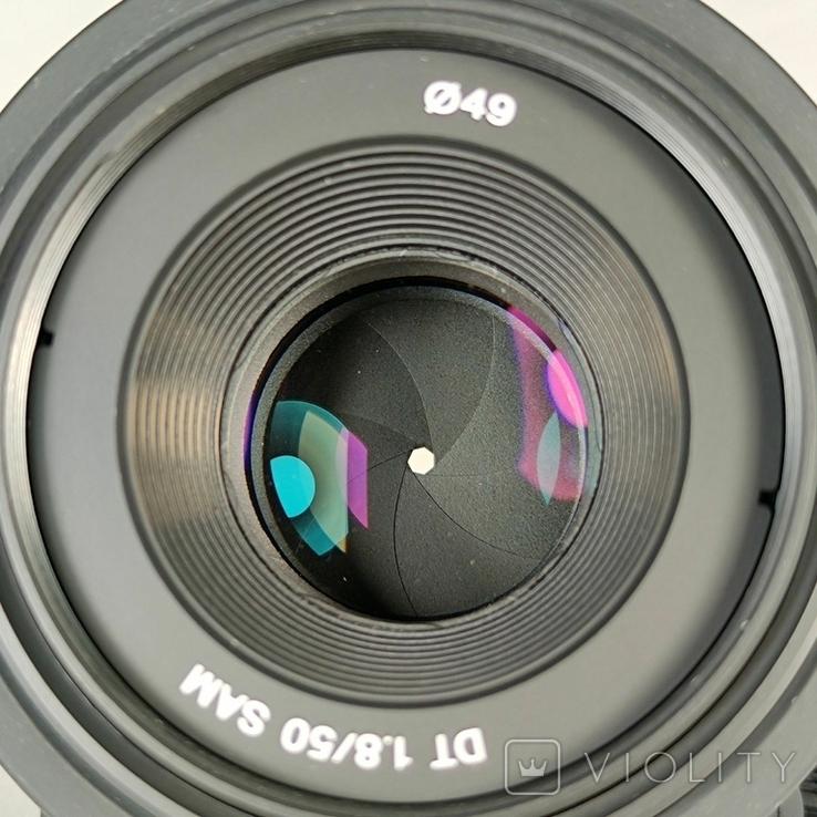 Sony DT f1.8/50mm SAM., фото №9
