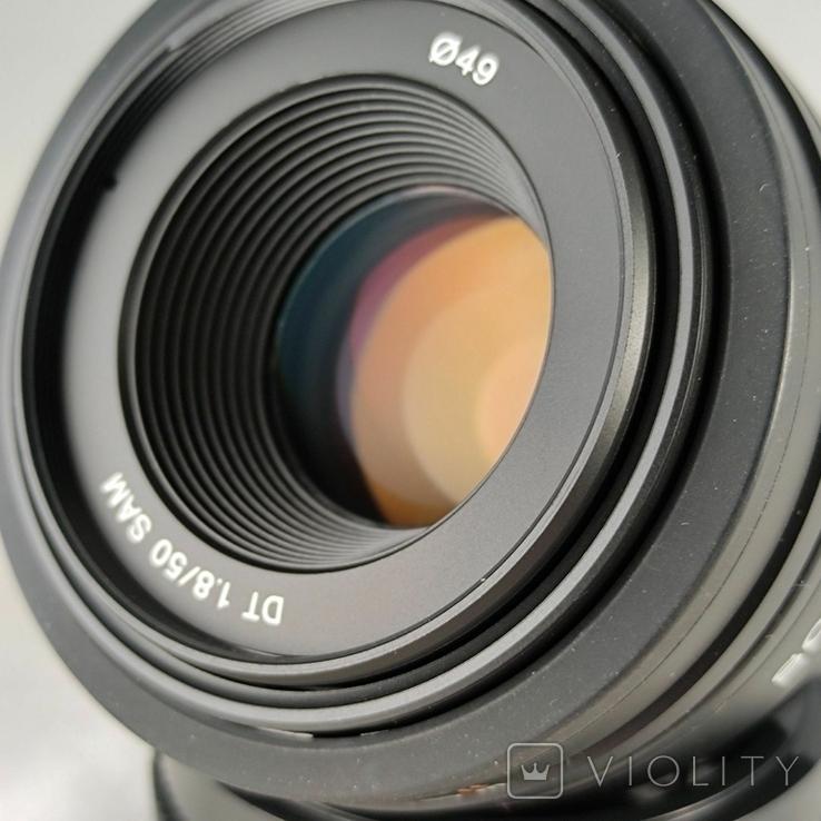 Sony DT f1.8/50mm SAM., фото №10