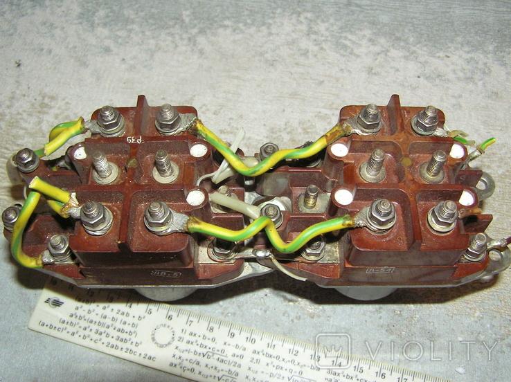 Электромагнитные контакторы ТКД-533ДОД , 2штуки., фото №4