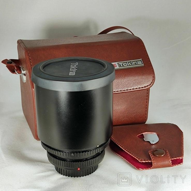 Tokina RMC f8/500mm, фото №2