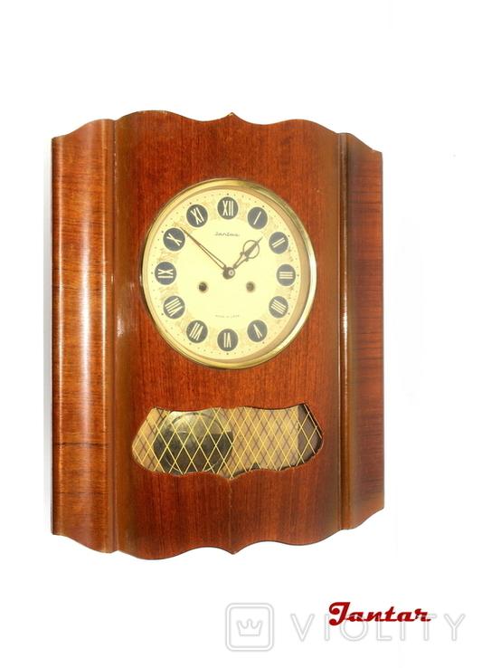 Часы настенные ЯНТАРЬ, фото №2
