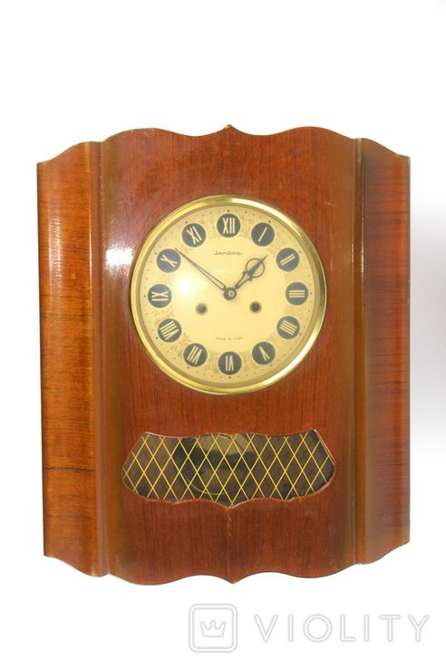 Часы настенные ЯНТАРЬ, фото №3