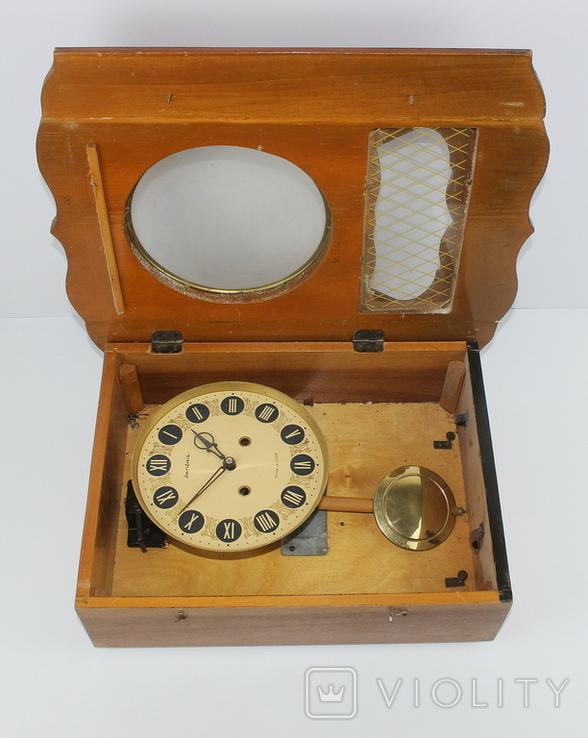 Часы настенные ЯНТАРЬ, фото №8