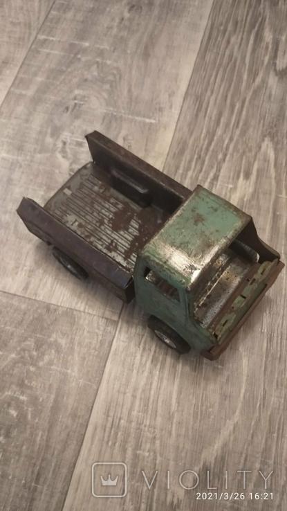 Грузовик металлический, фото №2