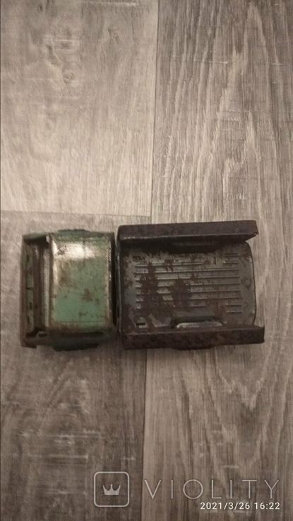 Грузовик металлический, фото №5