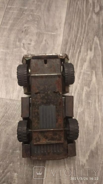 Грузовик металлический, фото №8