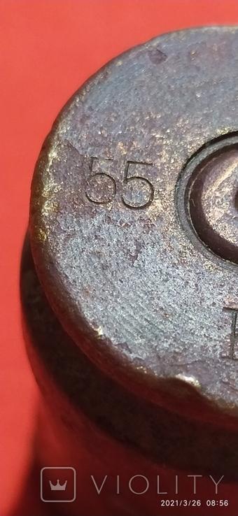 Рюмка из гильзы, фото №5
