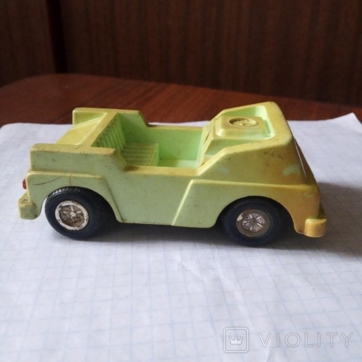 Салатовая машинка СССР, фото №4