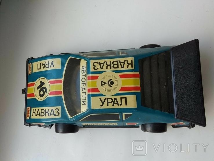 Гоночная машина СССР., фото №4