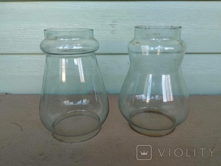 Стекла для керосиновых ламп 2 шт, фото №2
