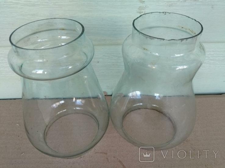 Стекла для керосиновых ламп 2 шт, фото №3