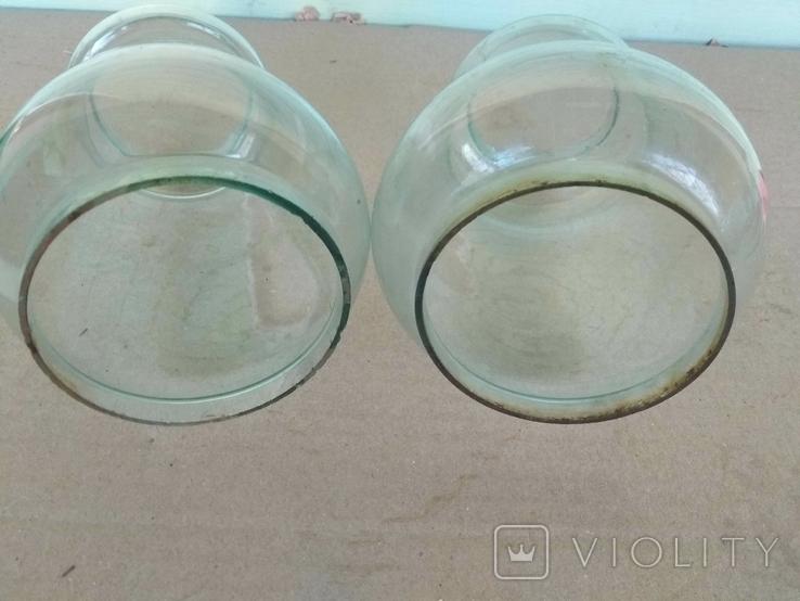 Стекла для керосиновых ламп 2 шт, фото №7