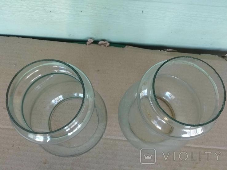 Стекла для керосиновых ламп 2 шт, фото №9