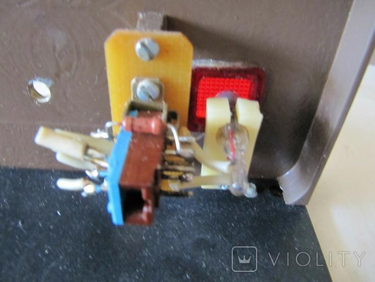 Корпус с шасси из литого алюминия для монтирования в нем разных радиосхем., фото №8