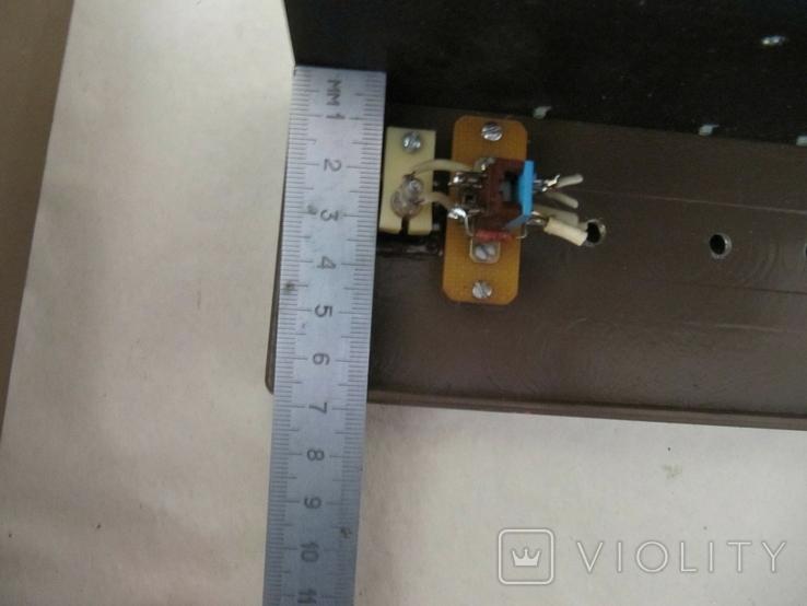 Корпус с шасси из литого алюминия для монтирования в нем разных радиосхем., фото №11
