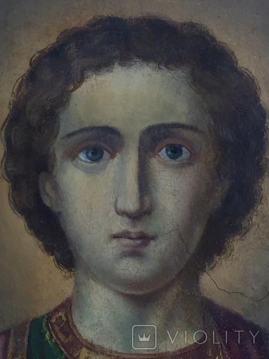 Икона Пантелеймона, фото №7