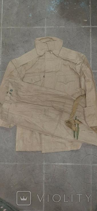 2 комплекта формы СССР отличная роба, фото №2