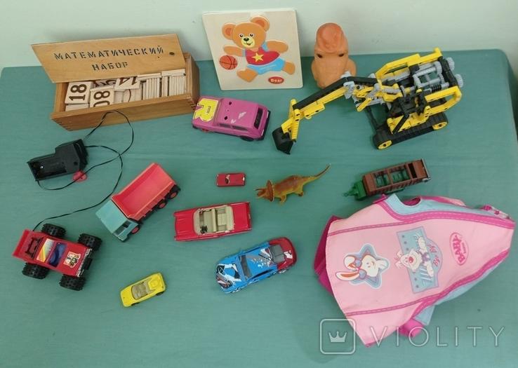 Игрушки детские., фото №2