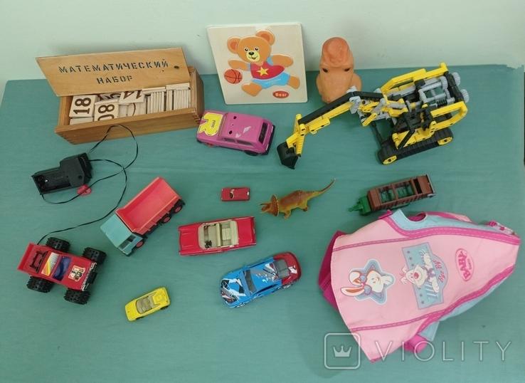 Игрушки детские., фото №3