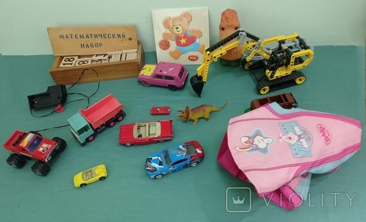Игрушки детские., фото №4