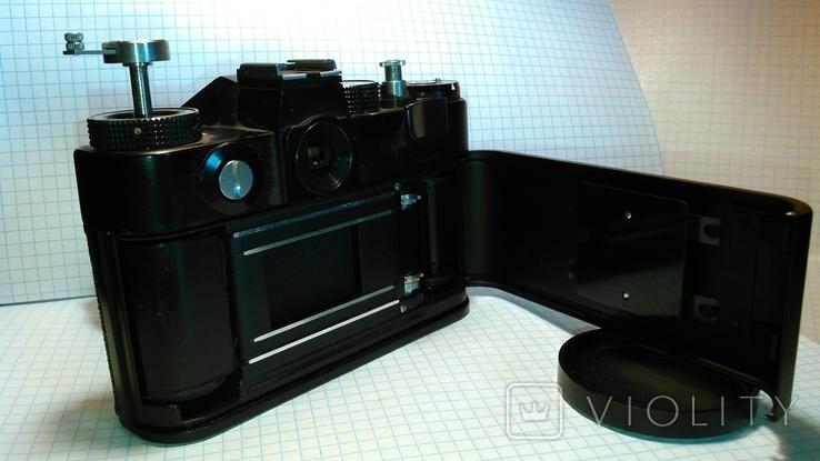 Фотоаппарат Зенит 12 сд с объективом HELIOS-44М-4 (Гелиос) + футляр, фото №12