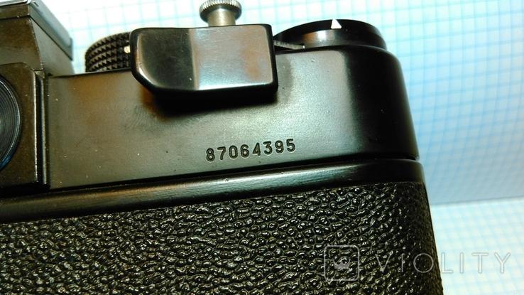 Фотоаппарат Зенит 12 сд с объективом HELIOS-44М-4 (Гелиос) + футляр, фото №13