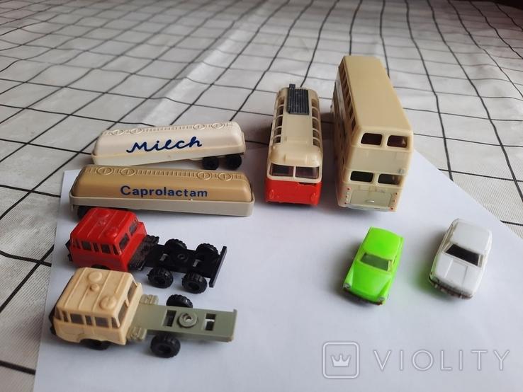 Машинки ГДР, фото №3