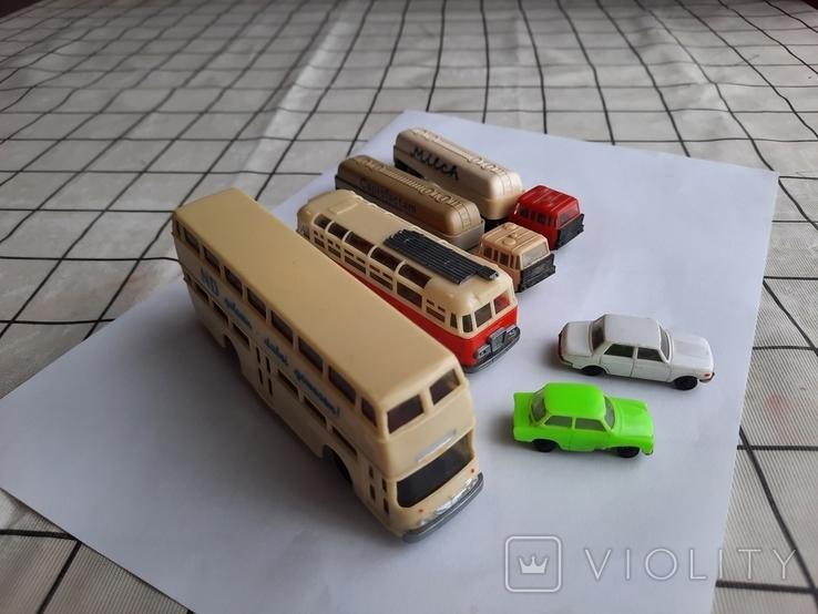 Машинки ГДР, фото №9