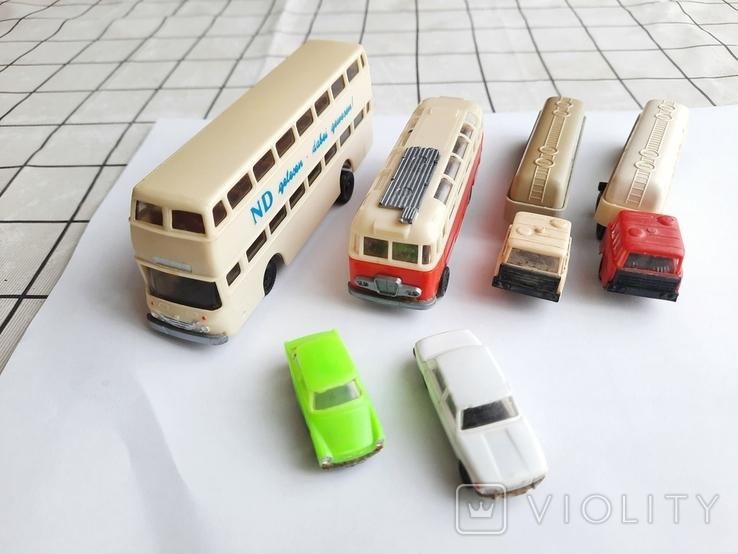Машинки ГДР, фото №10