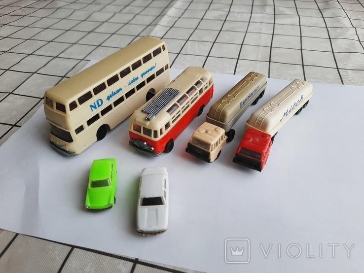 Машинки ГДР, фото №2
