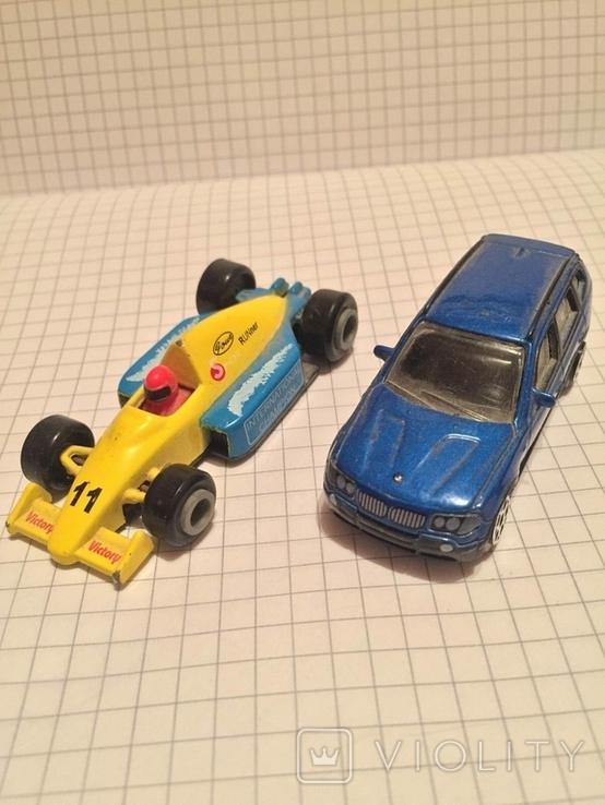 Машинки bmw \ formula1, фото №3