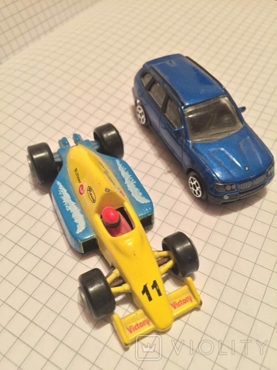 Машинки bmw \ formula1, фото №2