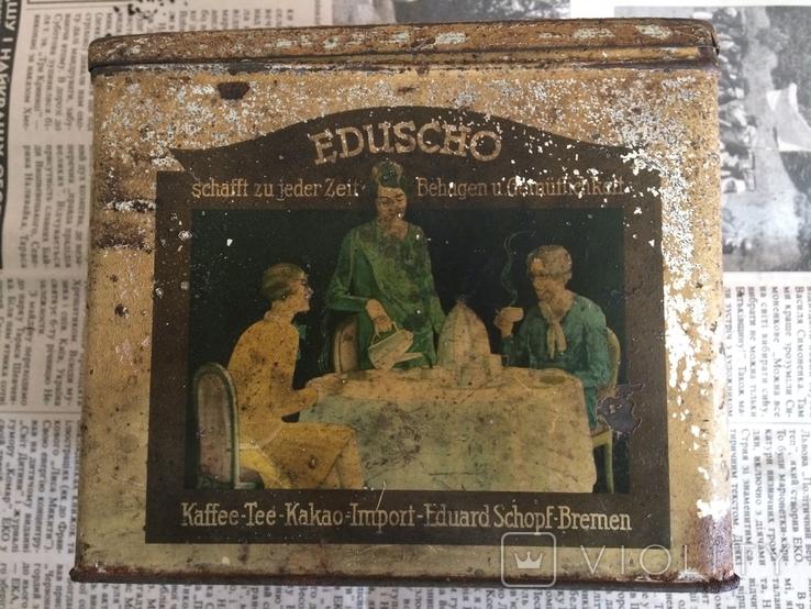 Eduscho Едуард Шепф Бремен Імпорт 1930, фото №2
