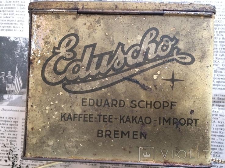 Eduscho Едуард Шепф Бремен Імпорт 1930, фото №7