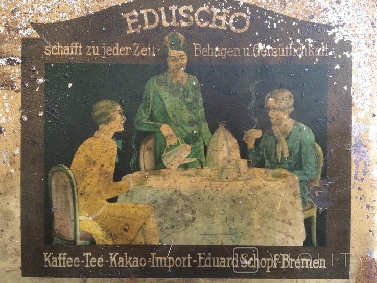 Eduscho Едуард Шепф Бремен Імпорт 1930, фото №8