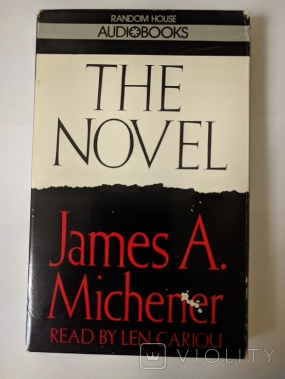 Роман James A.Michener (U.S.A. 1991г.)