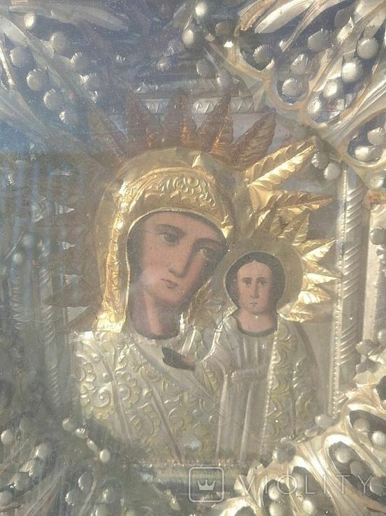 Венчальная пара под стеклом, фото №6