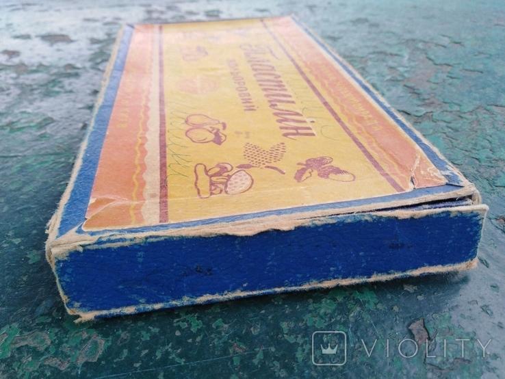 """Картонная коробка """"Пластилiн кольоровий""""., фото №7"""