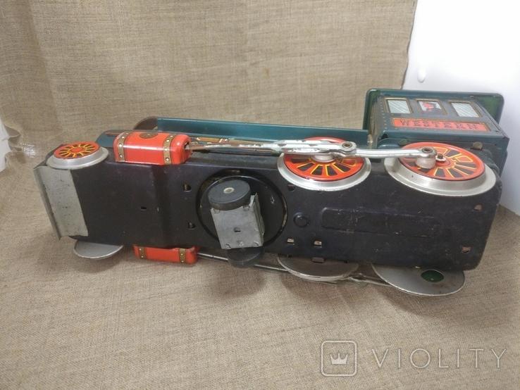 Паравоз Modern toys Japan большой 30см, фото №5