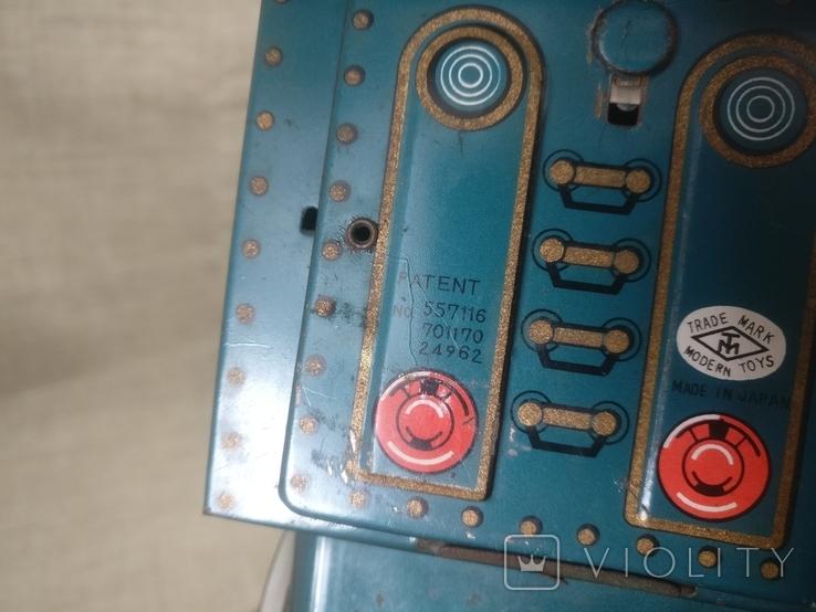 Паравоз Modern toys Japan большой 30см, фото №6