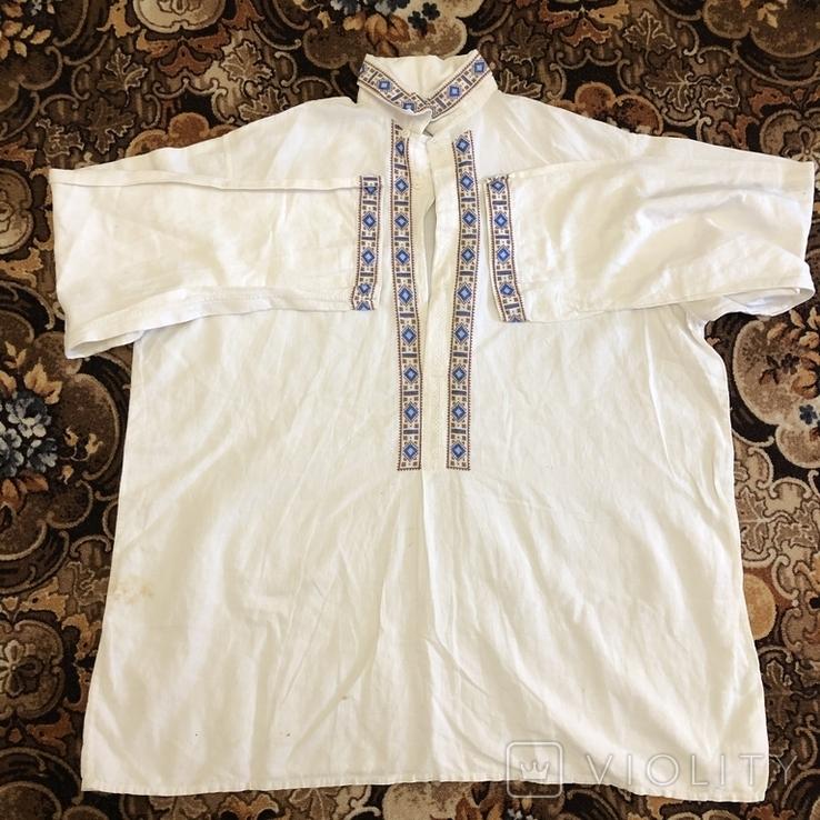 Сорочка чоловіча 2, фото №3