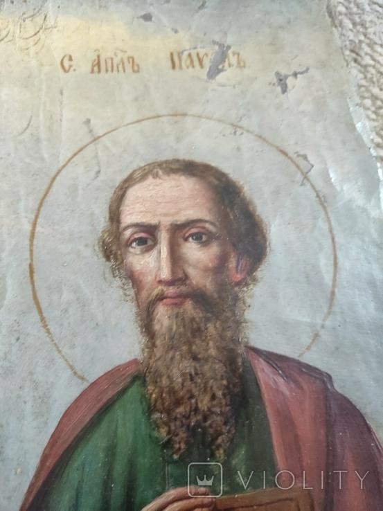 Икона Петра и Павла, фото №3