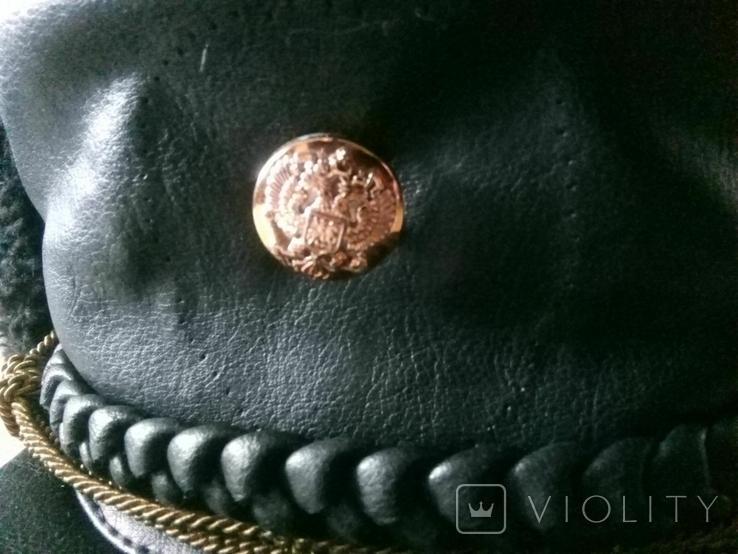 Зимняя шапка, фото №3