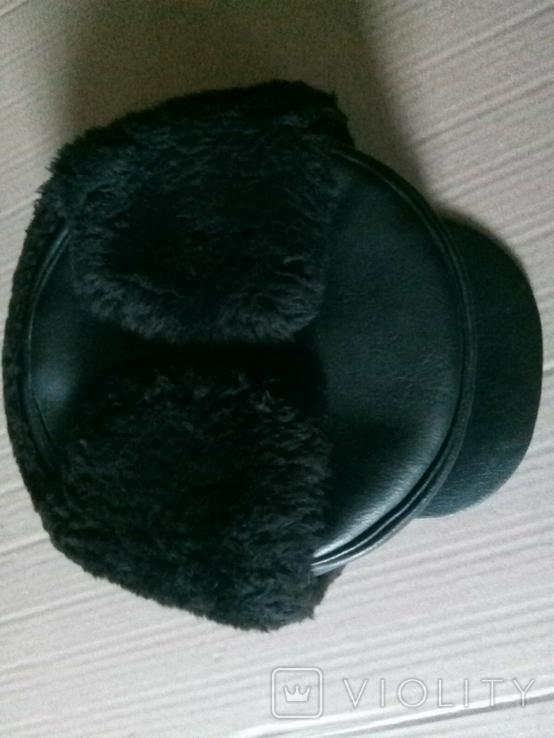 Зимняя шапка, фото №4