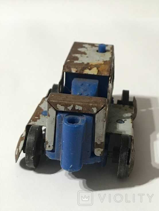 Трактор ссср, фото №3