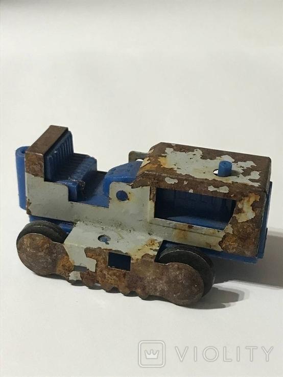 Трактор ссср, фото №4