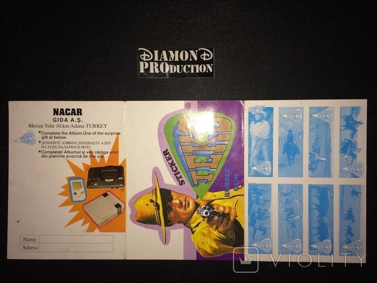 Новий чистий альбом Teks Nacar Gida № 3, фото №2